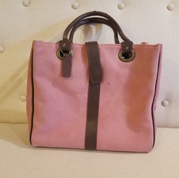 Bath and Body works Handbags - Bath and Body Works leather hand bag